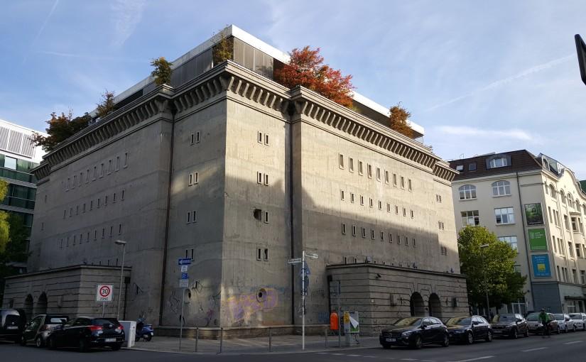 Kunstbunker Berlijn