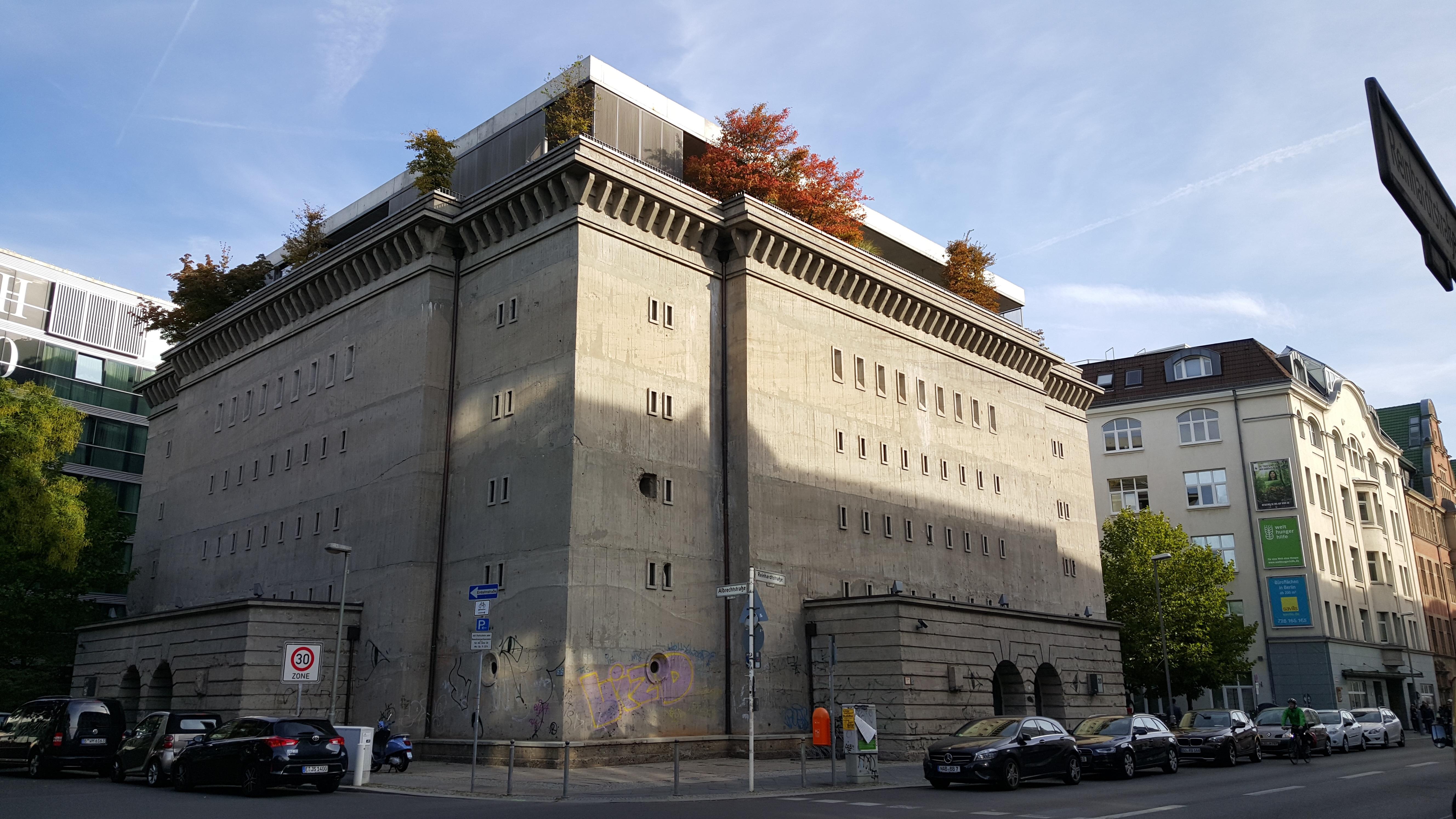 Kunstbunker berlijn   pom magazine