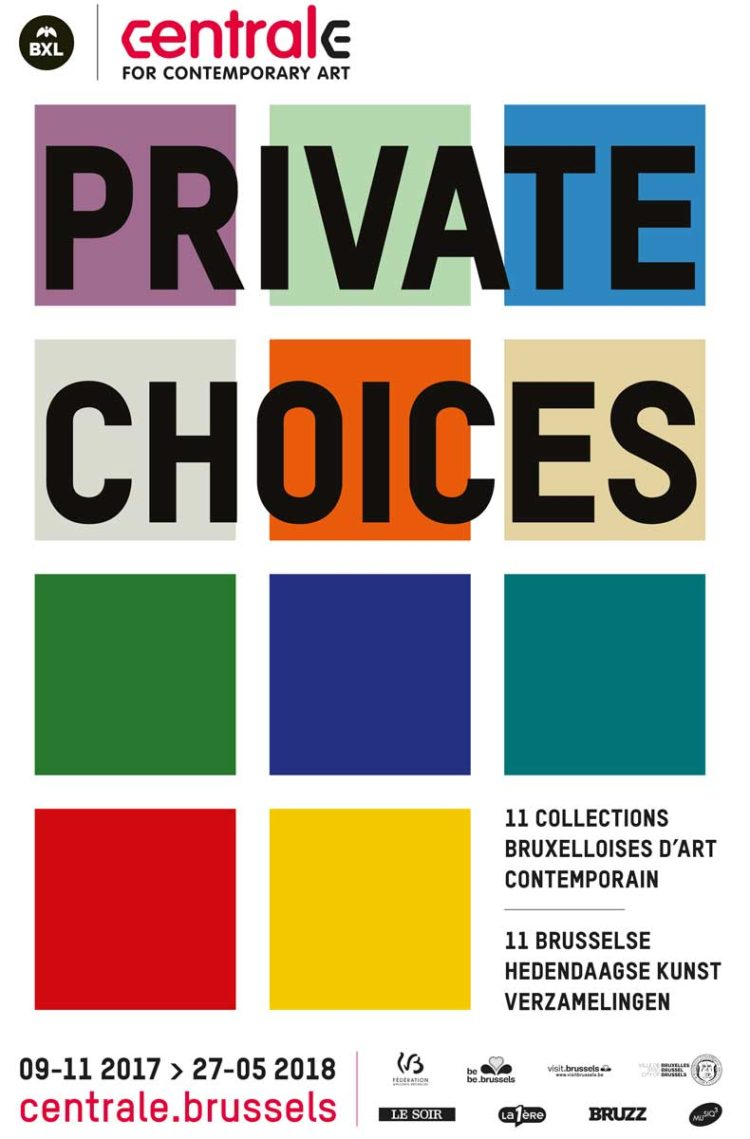 Private Choices- Elf Brusselse kunstverzamelingen
